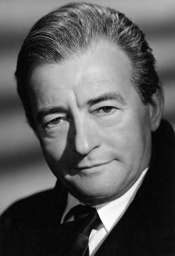 Actor Claude Rains